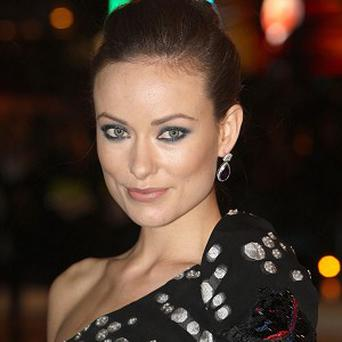 Olivia Wilde plays Justin Timberlake's mother in In Time