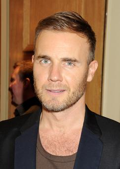 Gary Barlow. Photo: Getty Images