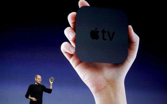 The most recent Apple TV was smaller and had more streaming options than its predecessor. Photo: Getty Images