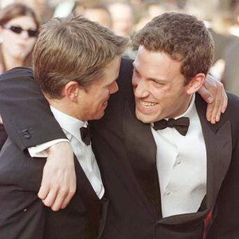 Matt Damon and Ben Affleck are hoping to work together again