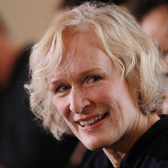 Glenn Close said the award was a big deal