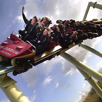 Thorpe Park has created an area for people who are too frightened to go on its scariest rides