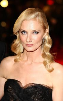 Joely Richardson arrives for the premiere of Anonymous, at the Empire, Leicester Square, London. PRESS ASSOCIATION Photo. Picture date: Tuesday October 25, 2011. Photo credit should read: Ian West/PA Wire