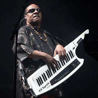Stevie Wonder was recently inducted into the Legends Hall Of Fame