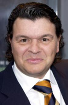 File photo dated 26/4/2004 of Jamie Foreman who is joining the cast of EastEnders. PRESS ASSOCIATION Photo. Issue date: Thursday October 27, 2011. EastEnders is going out five nights a week for one week only as it welcomes a new face to the square. Jamie Foreman will play Derek Branning and viewers will see him arrive in Walford as his younger brother Max returns to the show. Max, played by Jake Wood, left the square in August after his affair with his ex-wife was exposed. Foreman, who specialises in screen hardman roles, is the son of a genuine East End villain. His father, Freddie Foreman, was a former associate of the notorious Kray brothers in the 1960s. See PA story SHOWBIZ EastEnders. Photo credit should read: Myung Jung Kim/PA Wire