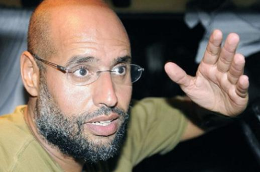 Saif al-Islam had been his late father's favoured son and was seen as his heir apparent. Photo: Reuters