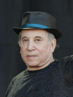 26/06/2011 PA File Photo of Paul Simon performing on the Pyramid Stage at Glastonbury Festival. See PA Feature MUSIC Simon. Picture credit should read: Yui Mok/PA Photos. WARNING: This picture must only be used to accompany PA Feature MUSIC Simon.