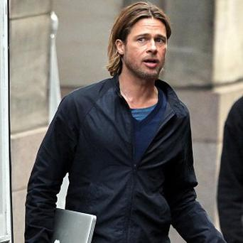 Brad Pitt's production company are involved in the project