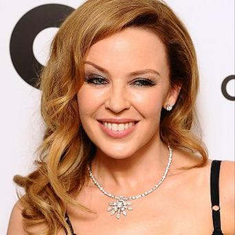 Kylie Minogue's sister Dannii worked as a judge on The X Factor