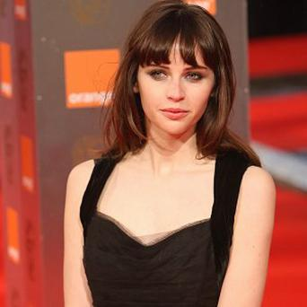 Felicity Jones isn't letting success go to her head