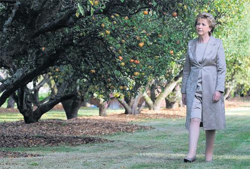 President Mary McAleese has handed gifts worth €100,000 back to the State