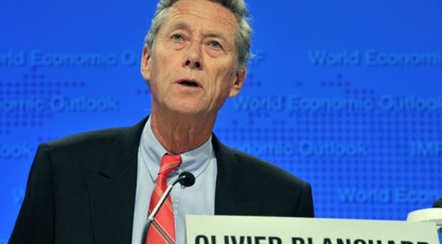 Olivier Blanchard, IMF chief economist: 'fairly confident'. Photo: Getty Images