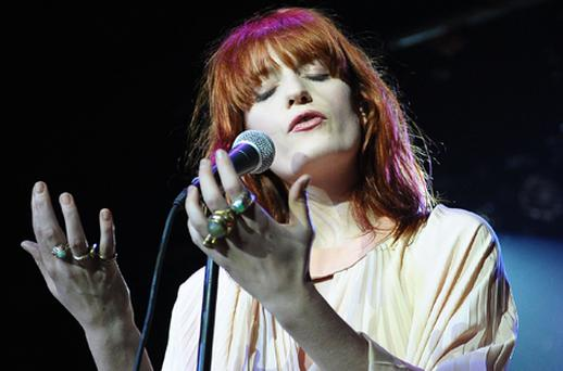 Florence Welch. Photo: Getty Images