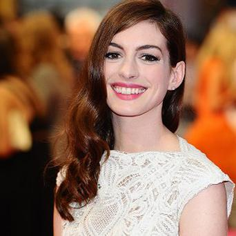 Anne Hathaway is making her first foray into producing