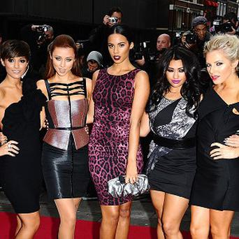 The Saturdays will be turning on the Christmas lights