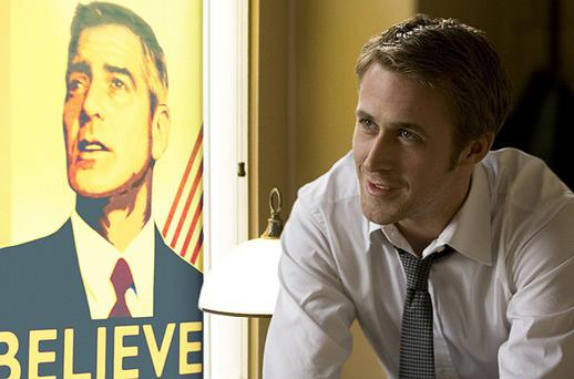 Ryan Gosling is a brilliant political strategist but his character is underwritten