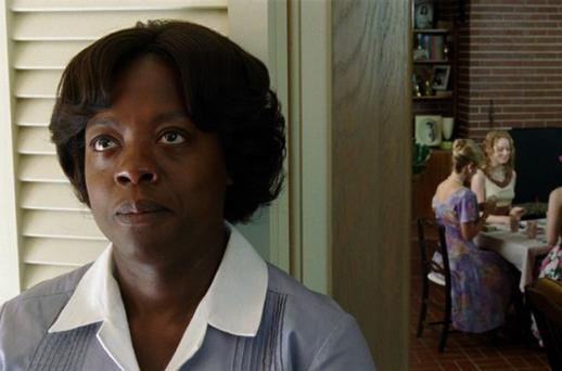 Viola Davis is wonderful as the wounded by dignified Aibileen