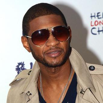 Usher thinks being a dad has made his music better