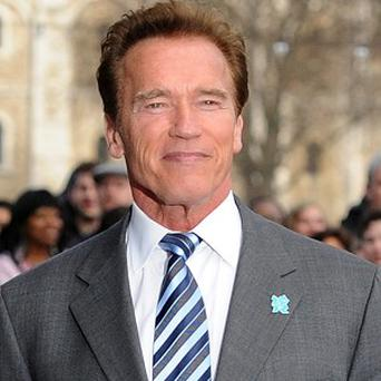 Arnold Schwarzenegger has been working on The Expendables sequel