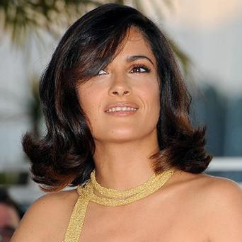 Salma Hayek says she hopes the film reaches a new generation of fans