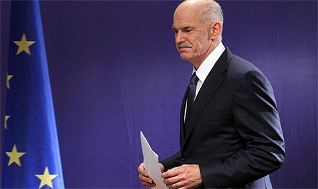 George Papandreou has announced that there will be a Greek referendum to approve the EU bail-out deal