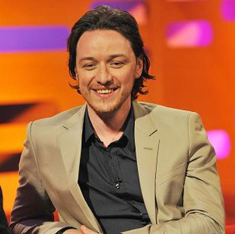 James McAvoy has no regrets about missing out on a Pirates role
