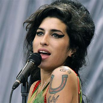 Amy Winehouse: posthumous album will be released before Christmas. Photo: PA