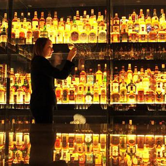 Scientists have developed an innovative way of detecting counterfeit whisky