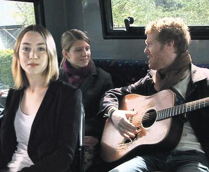 Saoirse in film 'Once'