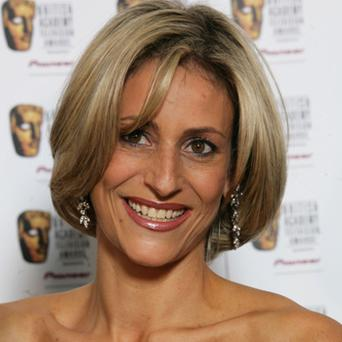 BBC newsreader Emily Maitlis. Photo: Getty Images