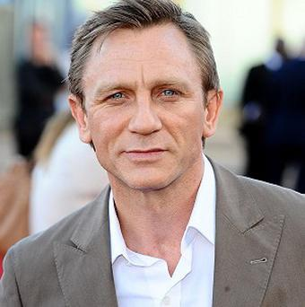 Daniel Craig's casting as James Bond helped to reinvigorate the film franchise