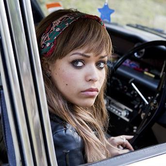 Antonia Thomas leads the cast of the thriller