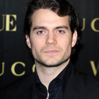 Henry Cavill found training for Superman tough going