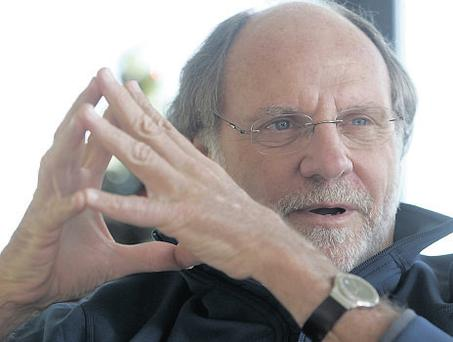 Jon Corzine: former New Jersey governor and CEO of MF Global Holdings Ltd