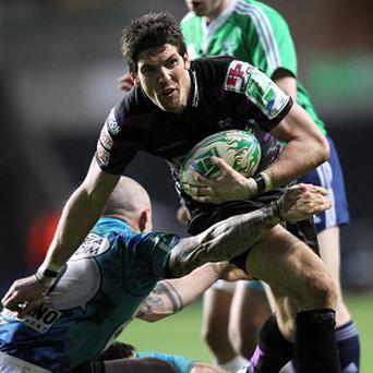 Ospreys rugby players such as James Hook have been banned from getting spray tans