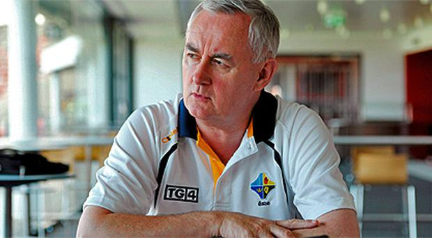 GAA president Christy Cooney confirmed the GAA's committment to tackling the issue of illegal payments and reiterated his own opposition to outside managers in Australia yesterd