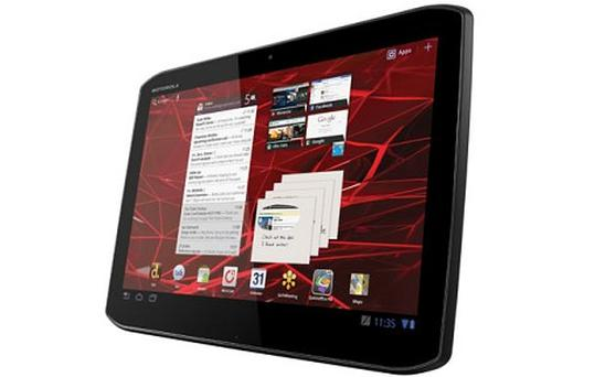 Motorola's new Xoom 2 tablet is thinner, lighter and faster than its predecessor. Photo: Getty Images