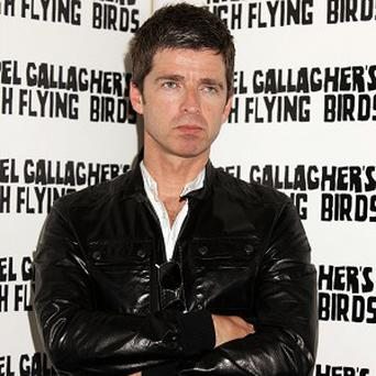 Noel Gallagher has soon got into the swing of touring as a solo artist