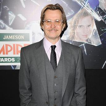 Gary Oldman recently starred in Tinker, Taylor, Soldier, Spy