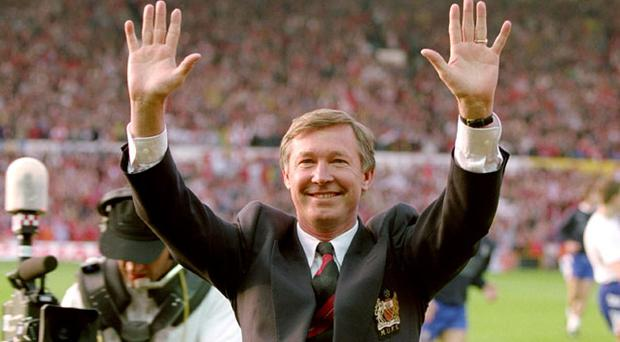The Scot celebrates 25 years in charge at Old Trafford this weekend