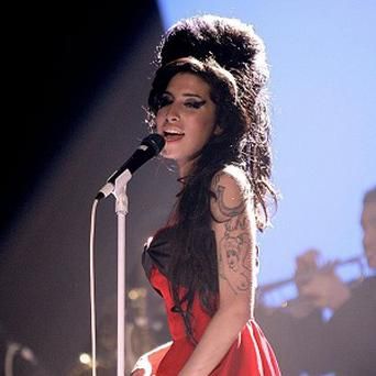 Amy Winehouse's mother is comforted by the fact she didn't suffer