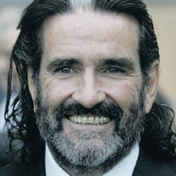 Johnny Ronan: has private assets outside of Treasury