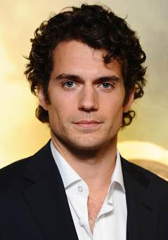 Henry Cavill last seen in BBC series The Hour