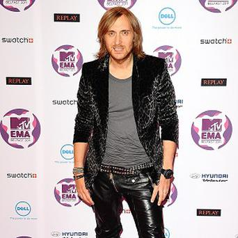 David Guetta is still hoping to work with Adele