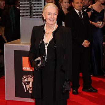 Vanessa Redgrave will be honoured for her five decades in film