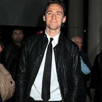 Tom Hiddleston is in the running for a leading role in Winter's Tale