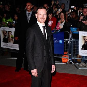 Michael Fassbender enjoyed being beaten up by a girl