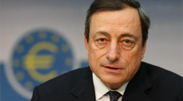 Mario Draghi, new President of the European Central Bank. Photo: Getty Images
