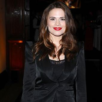 Hayley Atwell is set to star alongside Hugh Bonneville