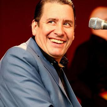 Jools Holland was hailed as a 'national treasure' by the Prince of Wales